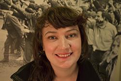 Portrait of Melissa Cornelius Lang