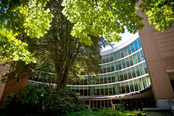 Photo of Portland State University Library