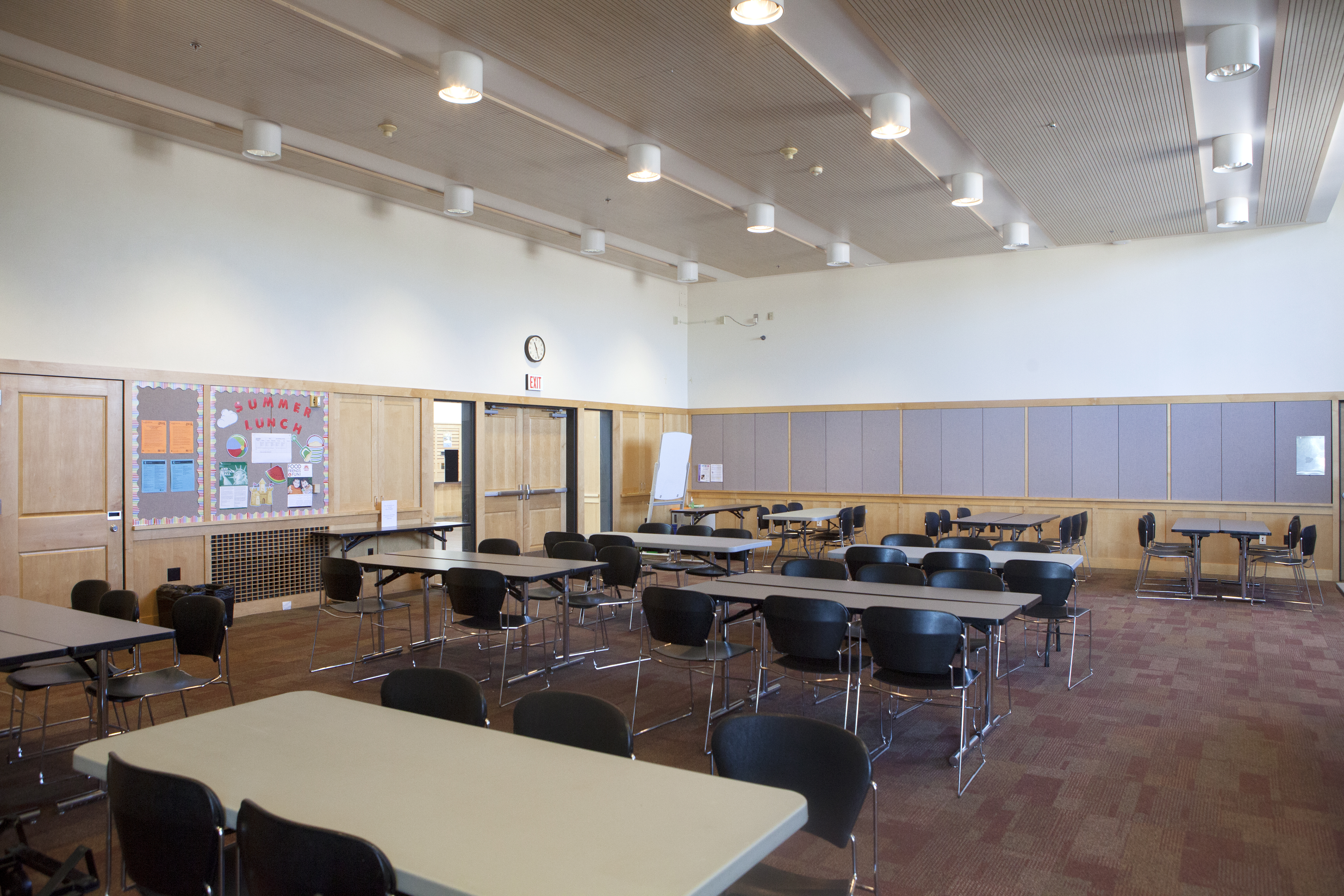 Midland Meeting Room Large Multnomah County Library