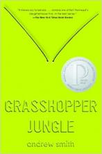Grasshopper Jungle book cover