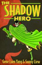 The Shadow Hero book cover