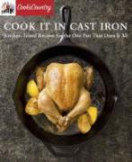 cook it in cast iron cover
