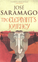 The Elephant's Journey bookjacket