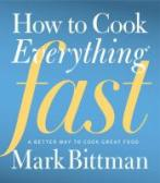 Book cover for How to cook everything fast