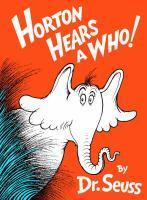 Horton bookjacket