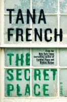 Book cover for The Secret Place