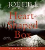 Heart-Shaped Box audiobook cover