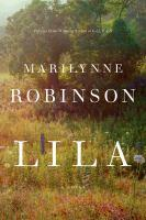 Book cover for Lila