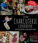 book cover for The New Charcuterie cookbook