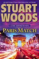 book cover for Paris Match