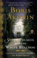 Sister Pelagia bookjacket