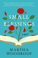 book cover for Small Blessings