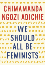 Cover: We Should All Be Feminists