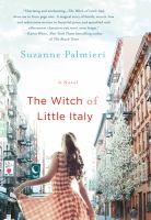 Witch of little Italy bookjacket