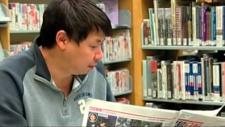 寻找中英双语职员和中文书本