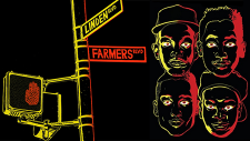 Art from Black History Month film
