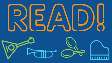 Summer Reading 2018 logo art