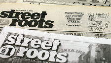 Street Roots newspapers