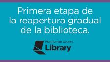 Actualizaciones de los servicios de la biblioteca