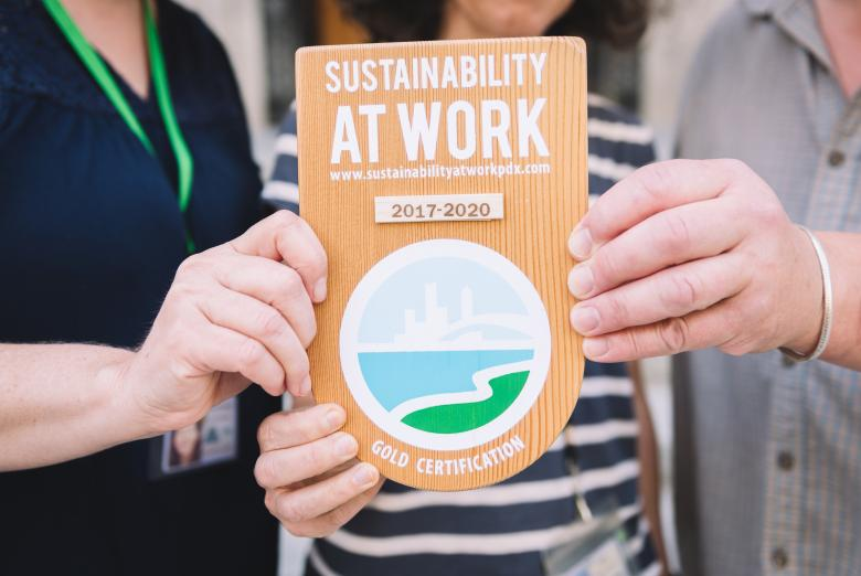 Sustainability at Work Award