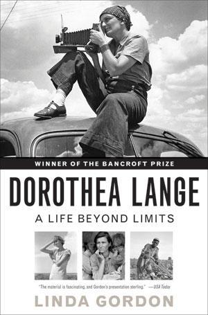 Dorothea Lange: A Life Beyond Limits bookcover