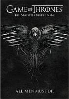Cover of Game of Thrones: The Complete Fourth Season DVD