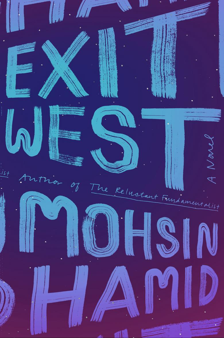 Exit West book cover image