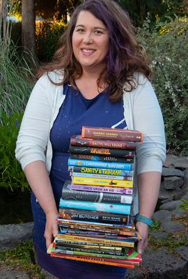 My Librarian Tasha