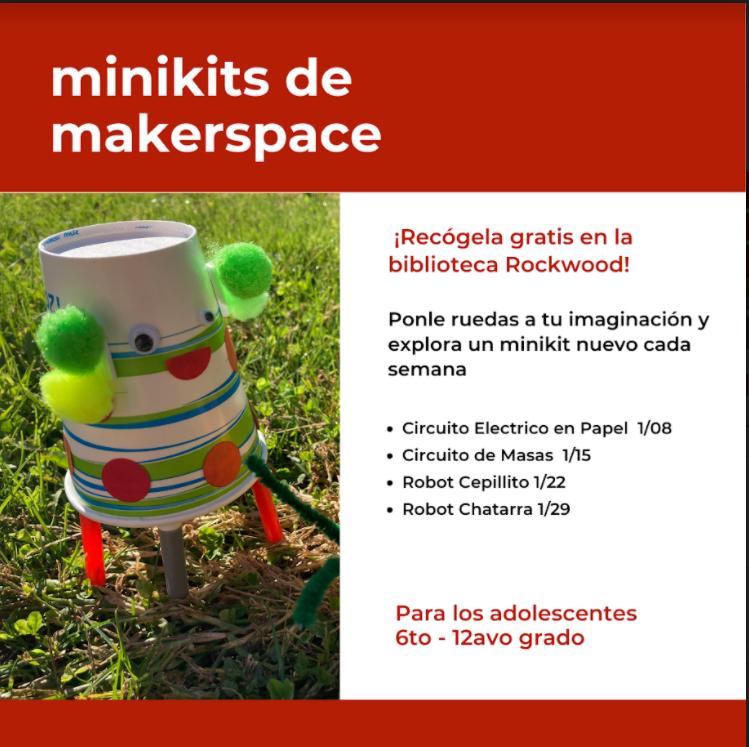 Minikits de makerspace