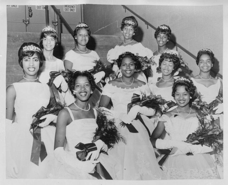 Historical Black Debutante