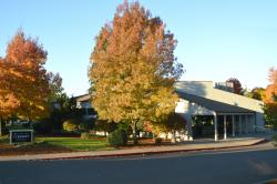 Exterior of Capitol Hill Library