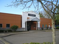 Exterior of Gresham Library