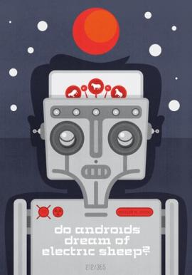 Cover for Do Androids Dream of Electric Sheep?