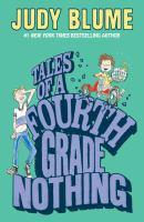 cover of Tales of a Fourth Grade Nothing