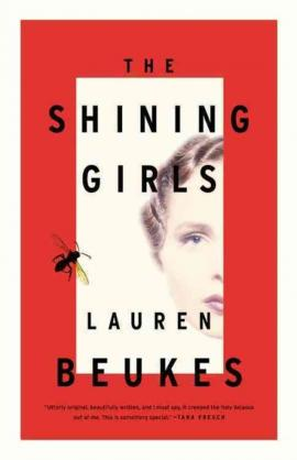 book jacket of The Shining Girls
