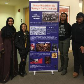 Youth Curated Black History Traveling Museum ALB