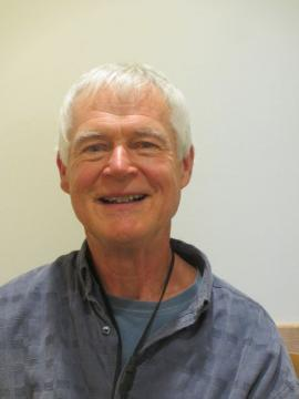 Volunteer Allan Karsk