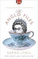 The Anglo Files book jacket