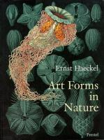 Art Forms in Nature book jacket