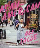 Asian-American book jacket