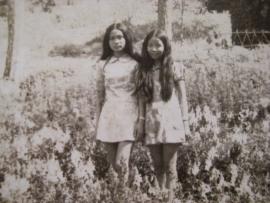 Azalea's family photo