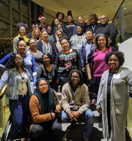 Black Cultural Library Advocates team