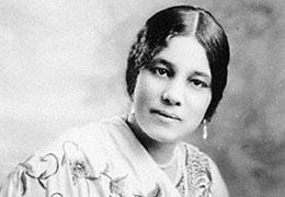Beatrice Morrow Cannady, Oregon Historical Society