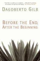 Before the End, After the Beginning book jacket