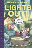 Beeny and Penny in Lights Out book jacket
