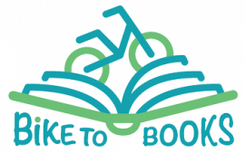 Logo for Bike to Books