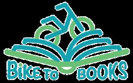 Logo for Bike to Books