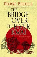 The Bridge Over the River Kwai book jacket