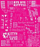 Bye Bye Kitty book jacket