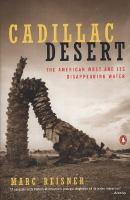Cadillac Desert book jacket